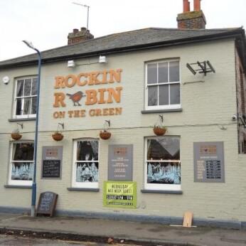 Rockin Robin on the Green, Heath