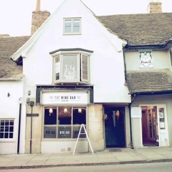 Wine Bar, Stamford