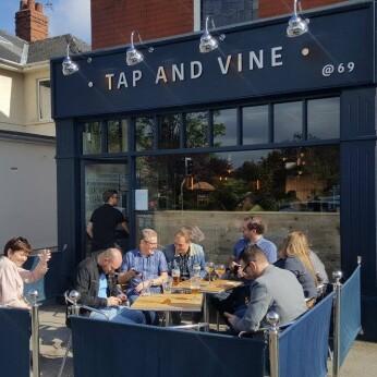 Tap & Vine, Penwortham