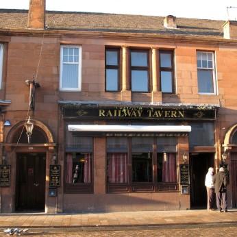 Railway Tavern, Motherwell