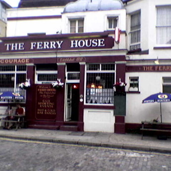 Ferry House, London E14
