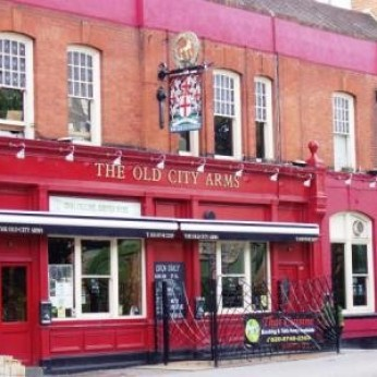 Old City Arms, London W6