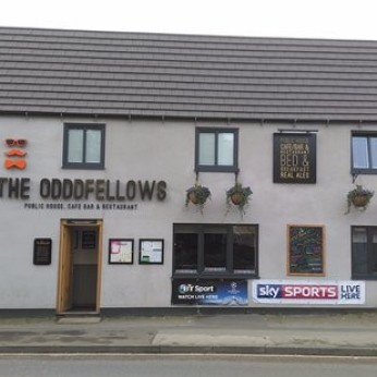 Click to view full size - Oddfellows Arms Inn, Goole(photograph number 1)