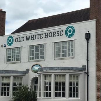 Old White Horse, Norton