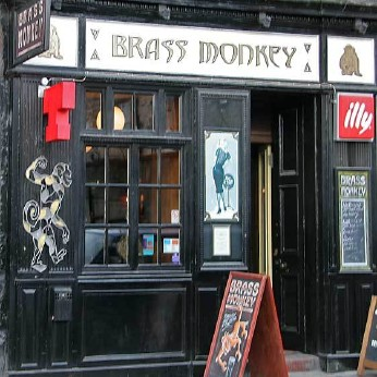 Brass Monkey, Edinburgh
