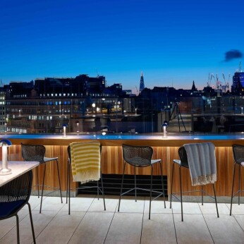Rooftop St James, London SW1A