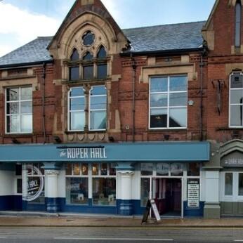 Roper Hall, Preston