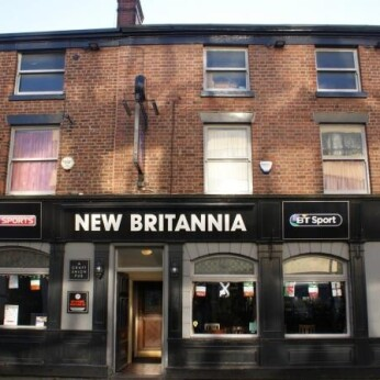 New Britannia Inn, Preston