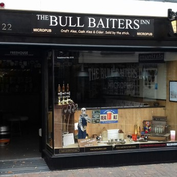 Bull Baiters Inn, Worcester