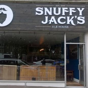 Snuffy Jacks Ale House, Bristol