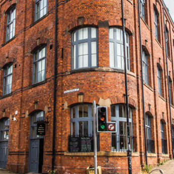 Gateshead Railway Club & Institute, Gateshead