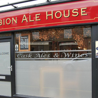 Albion Ale House, Standish