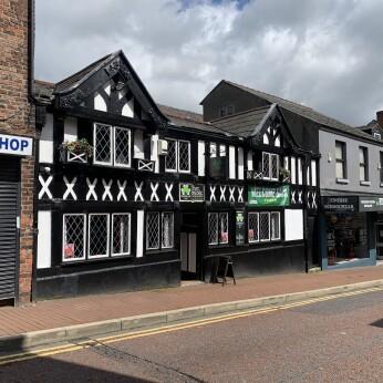 Shamrock Bar, Macclesfield