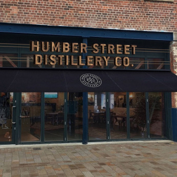 Humber Street Distillery, Kingston upon Hull