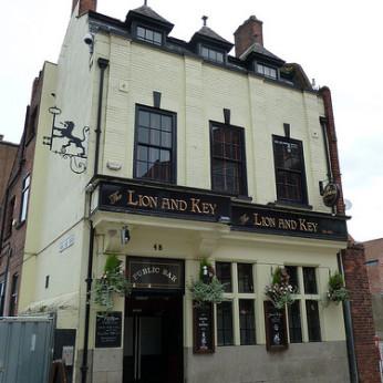 Lion and Key, Kingston upon Hull