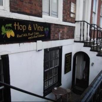 Hop and Vine, Kingston upon Hull