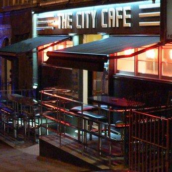 City Cafe, Edinburgh