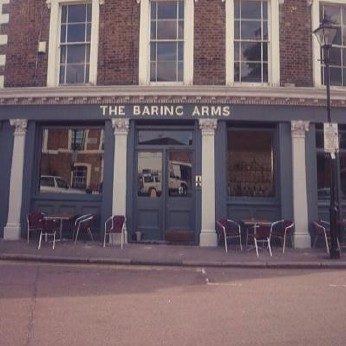 Baring, London N1