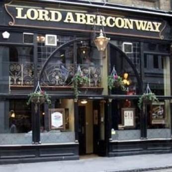 Lord Aberconway, London EC2