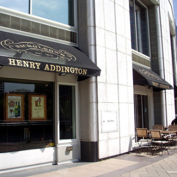 Henry Addington, London E14
