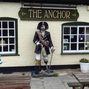 Anchor, Stratford St. Mary
