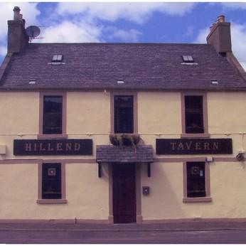 Hillend Tavern, Hillend