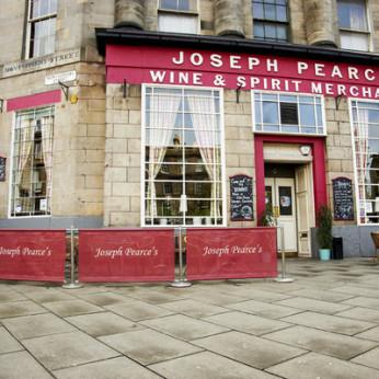 Joseph Pearce's Bar, Leith Walk