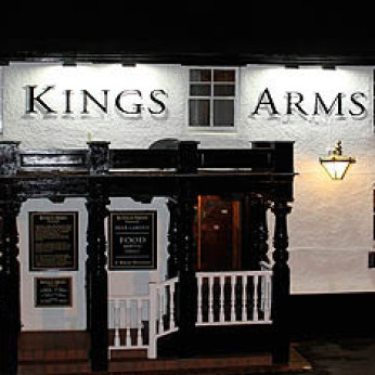 Click to view full size - Kings Arms, Kilmarnock(photograph number 1)