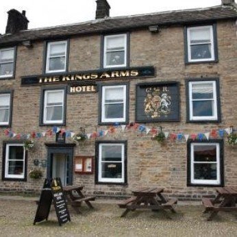 King's Arms Hotel, Reeth