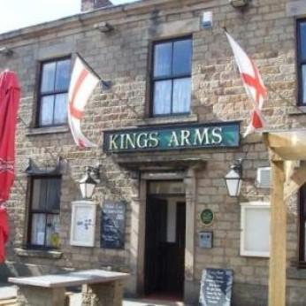 Kings Arms Hotel, Garstang