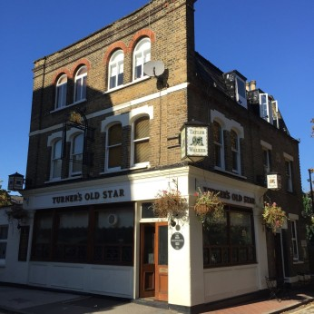 Turners Old Star, London E1