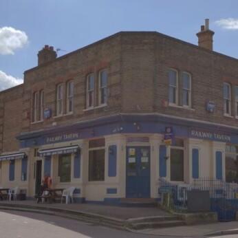 Railway Tavern, London SE26