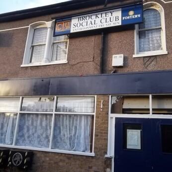 Brockley Social Club, London SE4