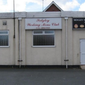 Sedgley WMC, Sedgley