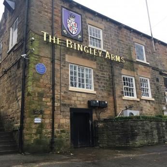 Bingley Arms, Bardsey