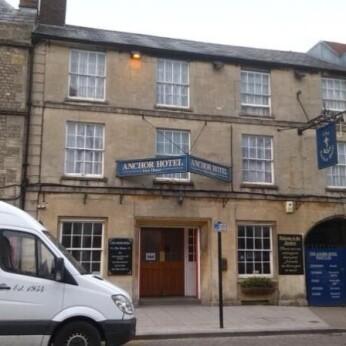 Anchor Hotel, Warminster