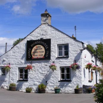 Three Horse Shoes, Wensley