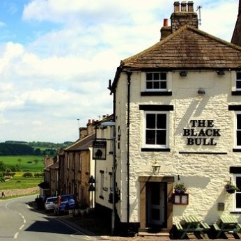Black Bull Inn, Middleham