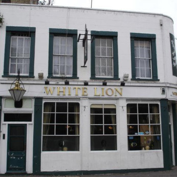 Click to view full size - White Lion, London(photograph number 1)