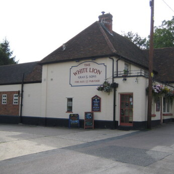 White Lion, Sible Hedingham