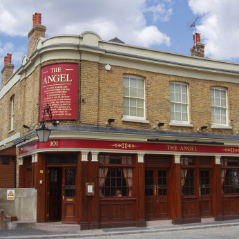 Angel, London SE16