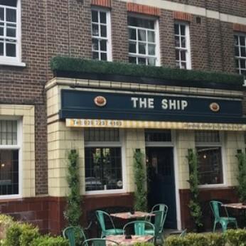 Ship, London SE16