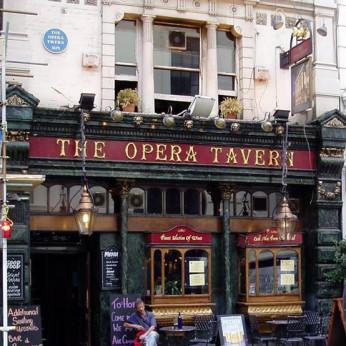 Opera Tavern, London WC2