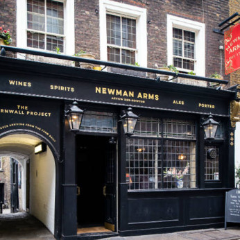 Newman Arms, London W1T