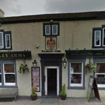 Walmesley Arms Hotel, Great Harwood