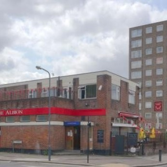 Albion, London SE18