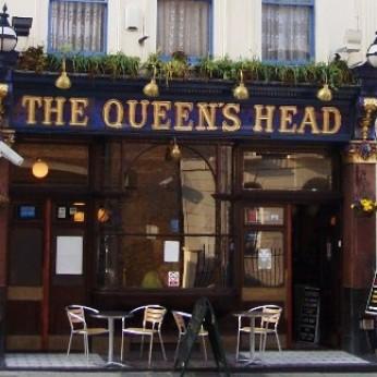Queens Head, London WC1X