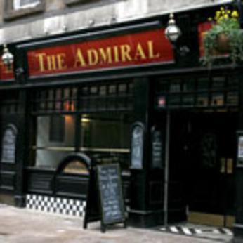 Admiral, Glasgow