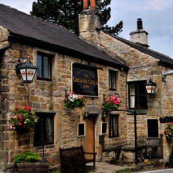 Cheshire Cheese Inn, Hope