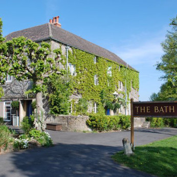 Click to view full size - Bath Arms Hotel, Warminster(photograph number 1)